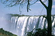 Victoria Falls Print by Photo Researchers, Inc.