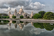 Kolkata Photos - Victoria Memorial by Mukesh Srivastava