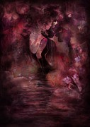 Victorian Digital Art - Victorian Dreams by Rachel Christine Nowicki