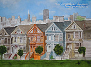Art King - Victorian Houses of S.F.