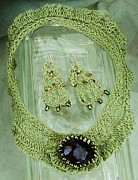 Jewelry Sets Jewelry - Victorian Necklace Set by Diana Dearen