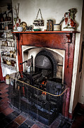 Fire Digital Art - Victorian Range by Adrian Evans