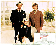 1980s Prints - Victorvictoria, James Garner, Julie Print by Everett