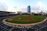 Victory Field Print by Rob Banayote