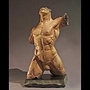 Nudes Sculptures - Victory Fragment by Jeff Hall