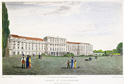 1822 Framed Prints - Vienna: Schonbrunn, 1822 Framed Print by Granger