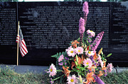Vietnam Veterans Memorial Photos - Vietnam Veterans Memorial on Memorial Day by Thomas R Fletcher