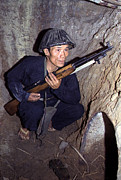 1960s Candids Photos - Vietnam War, A Viet Cong, Soldier by Everett