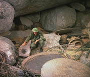 Pershing Photos - Vietnam War. Us Army Infantryman by Everett