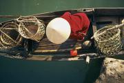 Baskets Photos - View From Above Of Vietnamese Woman In by Axiom Photographic