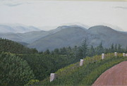 Gary Conger - View from Mount Equinox