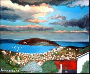 Kostas Koutsoukanidis - View from my Balcony
