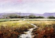 Paul Dene Marlor - View from Norland Moor