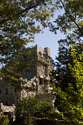Fieldstone Photos - View Of Gillette Castle by Todd Gipstein