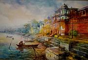 Jevan Kumar - View of varanasi