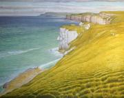 Stephen Pitt - View towards Dunluce...