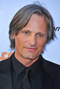 Toronto International Film Festival Tiff Framed Prints - Viggo Mortensen At Arrivals For A Framed Print by Everett