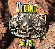 Belt Buckle Jewelry - Viking by Dire Needz