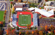 Host Prints - Villanova Stadium 800 East Lancaster Avenue Jake Nevin Fieldhouse Villanova Pa 19085  Print by Duncan Pearson