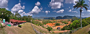 Historic Site Prints - Vinales Valley. Pinar del Rio. Cuba Print by Juan Carlos Ferro Duque
