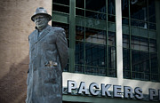 Green Bay Prints - Vincent Print by David Arment