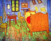 The Starry Night Posters - Vincent Van Gogh Room Poster by Pg Reproductions
