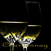 Chardonnay Photos - Vino Blanco by Jose Luis Reyes
