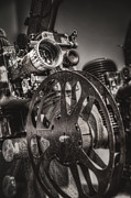 Monochromatic Photos - Vintage 16mm by Scott Norris