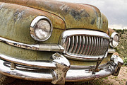 Vintage 1951 Nash Ambassador Front End 2 Print by James Bo Insogna