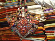 Coins Tapestries - Textiles - Vintage Bags And Handbags by Dinesh Rathi