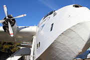 Vintage Airplane Photos - Vintage BOAC British Overseas Airways Corporation Speedbird Flying Boat . 7D11273 by Wingsdomain Art and Photography