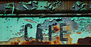 Eatery Digital Art - Vintage Cafe Sign by AdSpice Studios