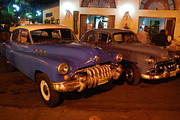 American Automobiles Originals - Vintage cars Cuba by Chlaus Loetscher