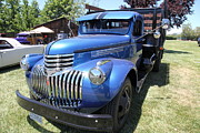 Sportscar Photos - Vintage Chevrolet Delivery Truck . 5D16669 by Wingsdomain Art and Photography