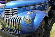 Sportscar Photos - Vintage Chevrolet Delivery Truck . 5D16670 by Wingsdomain Art and Photography