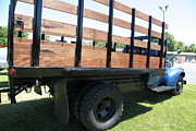 Sportscar Photos - Vintage Chevrolet Flatbed Truck . 5D16674 by Wingsdomain Art and Photography
