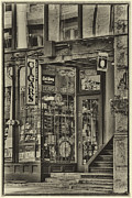 Pioneer Square Art - Vintage Cigar Store by David Patterson