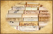 Cork Originals - Vintage Corks by Sophie Vigneault