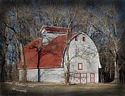 Terry Kirkland Cook - Vintage Dairy Barn
