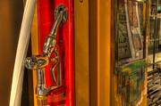 Dreamtime Prints - Vintage Gas Pump Nozzle Print by Bob Christopher