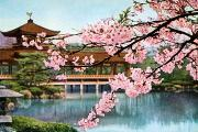 Culture Influenced Art Paintings - Vintage Japanese Art 12 by Hawaiian Legacy Archive - Printscapes