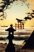 Location Art Metal Prints - Vintage Japanese Art 23 Metal Print by Hawaiian Legacy Archive - Printscapes