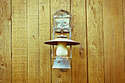 Kerosene Lamp Photos - Vintage lamp by Tom Gowanlock
