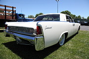 Sportscar Photos - Vintage Lincoln Continental . 5D16675 by Wingsdomain Art and Photography