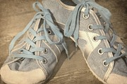 Image Photo Originals - Vintage sneakers by Sophie Vigneault