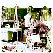 Impressionism Art - Vintage Treasures #android #andrography by Marianne Dow