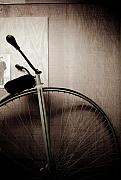 Wheel Photo Originals - Vintage Wheel by Marius Sipa