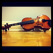 Music Art - #viola #pegs #music #orchestra #violin by Jenni Munoz