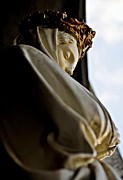 Virgin Mary Metal Prints - Virgin Mary Metal Print by Dean Harte