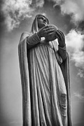 Virgin Mary Metal Prints - Virgin Mary in front of the Notre Dame Cathedral in Vietnam  Metal Print by Zoe Ferrie